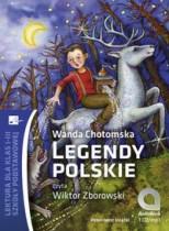 Legendy polskie - audiobook